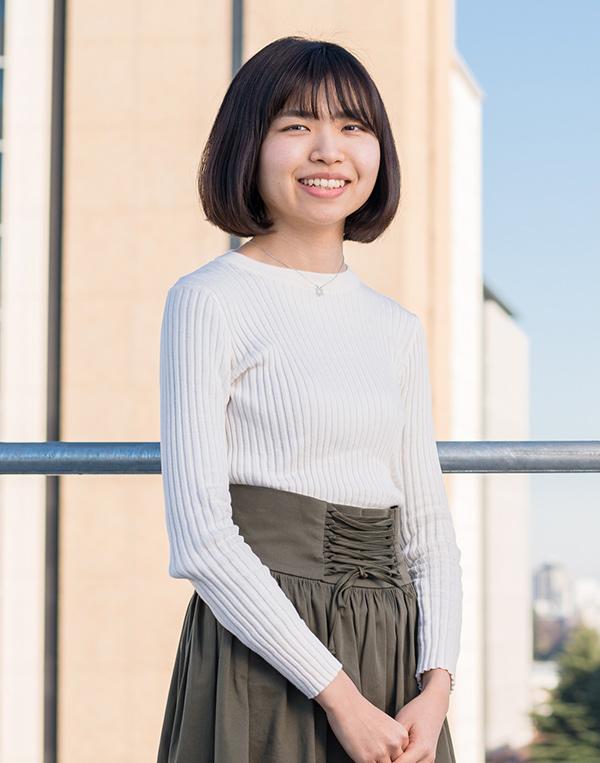 野上莉菜子さん